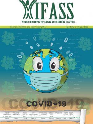 Newsletter for February 2020 Cover