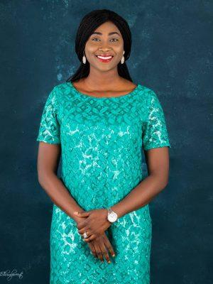 Board Secretary, Mrs Omatsola Oritsejafor Lawanson