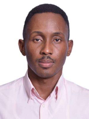Program Coordinator, Godfrey Akadonye