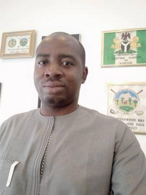 Seun Olaleye- Internal Auditor